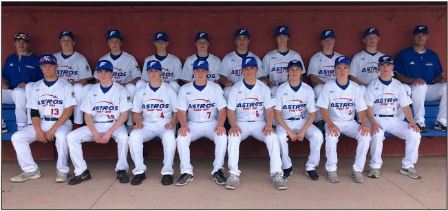 Astros Team >> Fargo Post 400 Astros A 2019 Baseball Team The American Legion