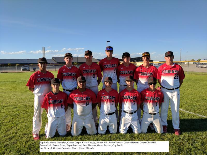 Saint anthony a 2017 baseball team the american legion team roster sciox Images